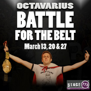 Octavarius Bettle for the Belt